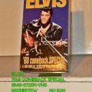 VHS - ELVIS - 1968 COMEBACK SPECIAL