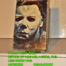 VHS - HALLOWEEN  (04)  RETURN OF MICHAEL MYERS, THE