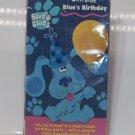 VHS - BLUE'S CLUES - BLUE'S BIRTHDAY
