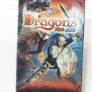 VHS - DRAGONS - FIRE & ICE