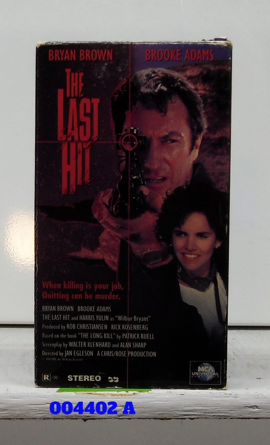 VHS - LAST HIT, THE