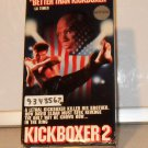VHS - KICKBOXER  (02)  ROAD BACK