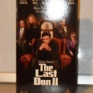VHS - LAST DON, THE   (02)