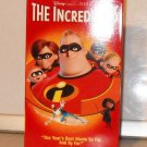 VHS - INCREDIBLES, THE