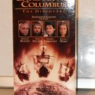 VHS - CHRISTOPHER COLUMBUS - DISCOVERY