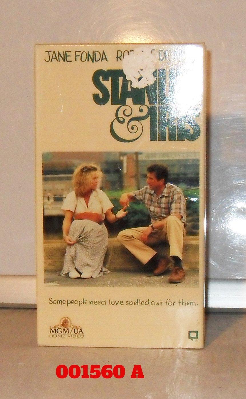 VHS - STANLEY & IRIS