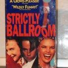 VHS - STRICKLY BALLROOM