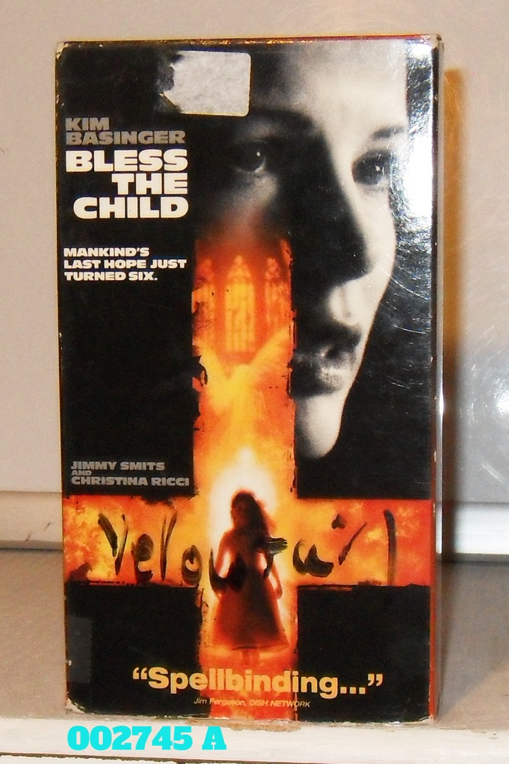 VHS - BLESS THE CHILD