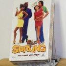 VHS - SPRUNG