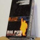 VHS - BIG PUN - LIVE