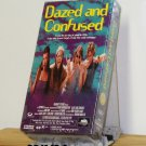VHS - DAZED AND CONFUSED
