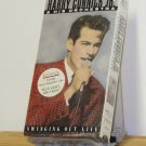 VHS - HARRY CONNECK JR - SWINGING OUT