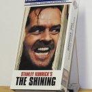 VHS - S. KING - SHINING, THE