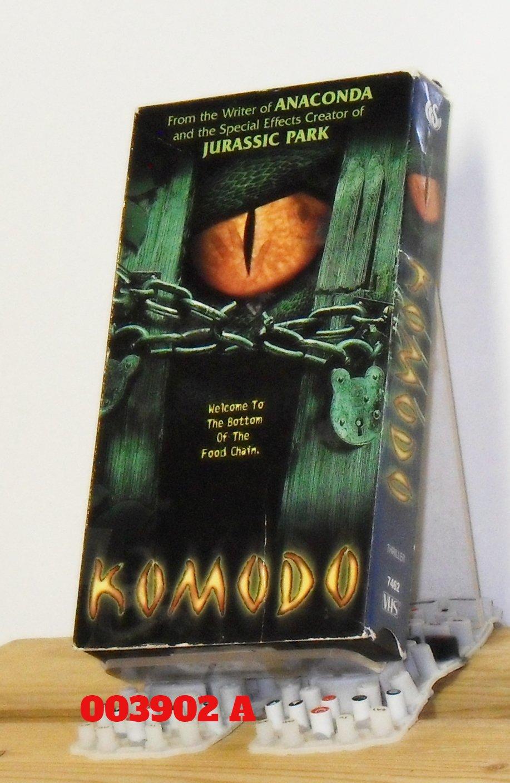 VHS - KOMODO