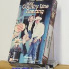 VHS - COUNTRY LINE DANCING  (02)  MORE