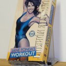 VHS - J. FONDA - COMPLETE WORKOUT