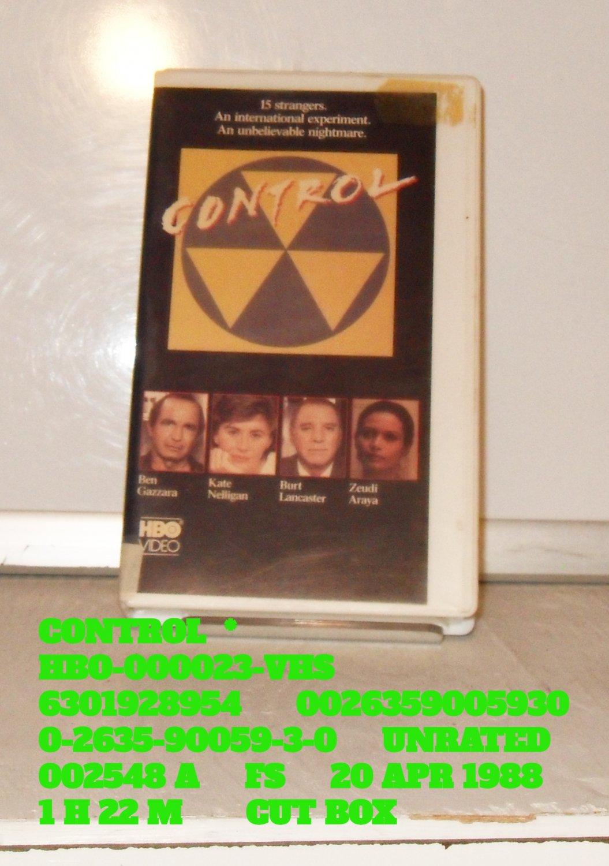 VHS - CONTROL  *