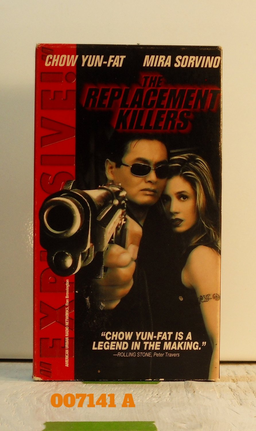 VHS - REPLACEMENT KILLERS, THE