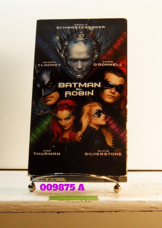 VHS - BATMAN  (04)  ROBIN