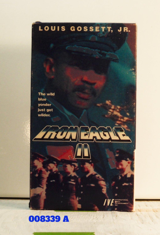 VHS - IRON EAGLE  (02)