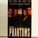 VHS - PHANTOMS