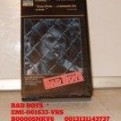 VHS - BAD BOYS  *