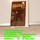 VHS - BORDER SHOOTOUT