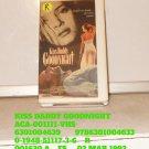 VHS - KISS DADDY GOODNIGHT