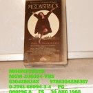 VHS - MOONSTRUCK