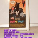 VHS - HOT TO TROT
