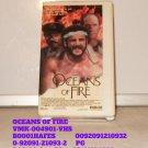 VHS - OCEANS OF FIRE