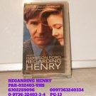 VHS - REGARDING HENRY