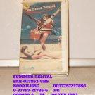VHS - SUMMER RENTAL
