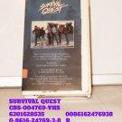 VHS - SURVIVAL QUEST
