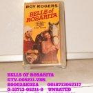 VHS - BELLS OF ROSARITA
