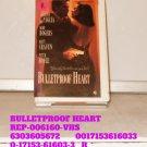 VHS - BULLETPROOF HEART