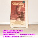 VHS - COCA-COLA KID, THE