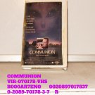 VHS - COMMUNION