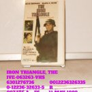 VHS - IRON TRIANGLE, THE