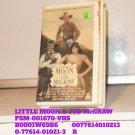 VHS - LITTLE MOON & JUD McGRAW