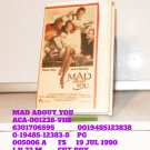 VHS - MAD ABOUT YOU