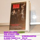 VHS - MAN OUTSIDE