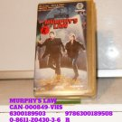 VHS - MURPHY'S LAW