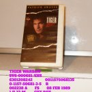 VHS - TIGER WARSAW