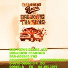 VHS - BAD NEWS BEARS  (02)  BREAKING TRAINING  *