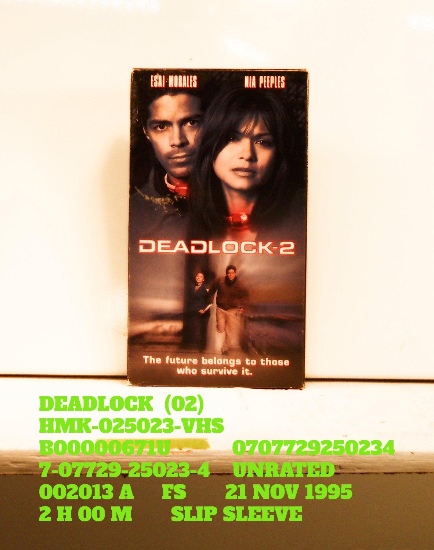 VHS - DEADLOCK  (02)