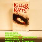 VHS - KILLER RATS