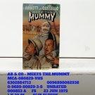 VHS - AB & CO - MEET THE MUMMY