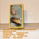 VHS - NAT GEO - CROCODILES: HERE BE DRAGONS