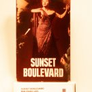 VHS - SUNSET BOULEVARD